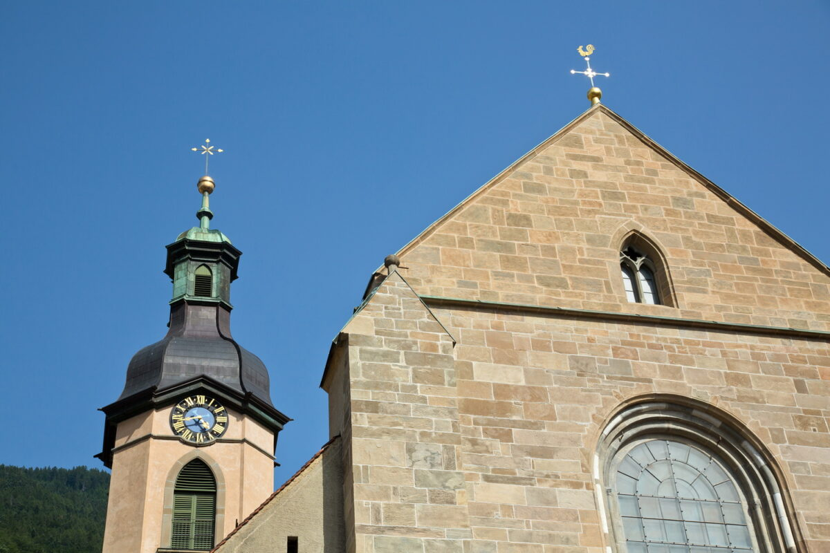 Kathedrale Chur   2004