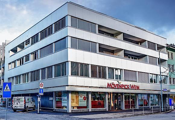 Fassade Wettingen | 2015